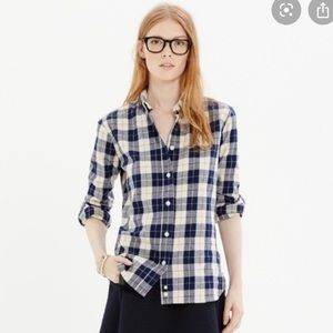 penfield x madewell button down